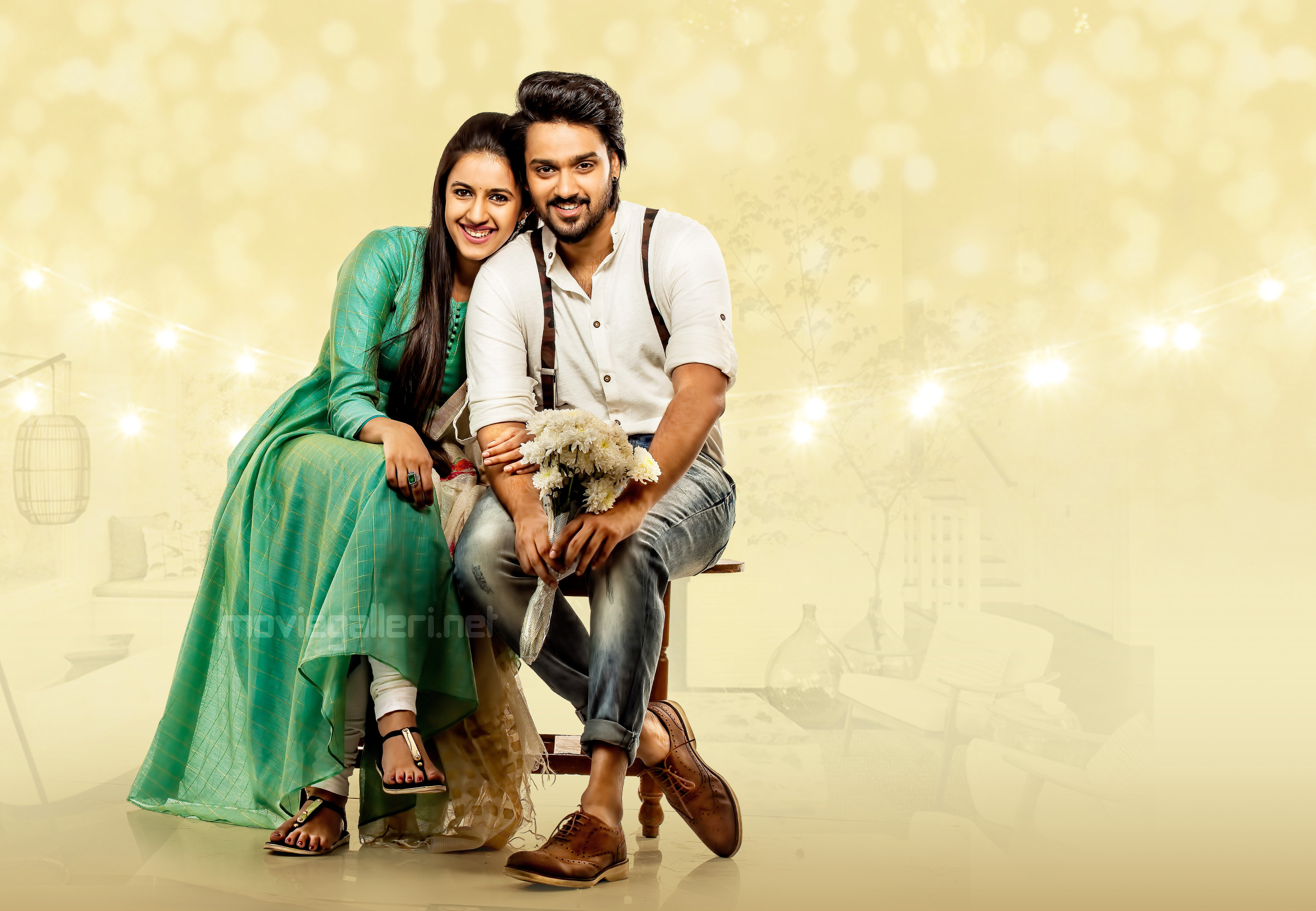 Niharika Konidela Sumanth Ashwin Happy Wedding Movie HD Picture
