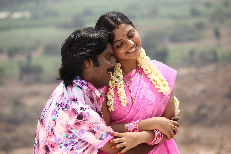 Panjumittai Movie Review Ma Ka Pa Anand Nikhila Vimal