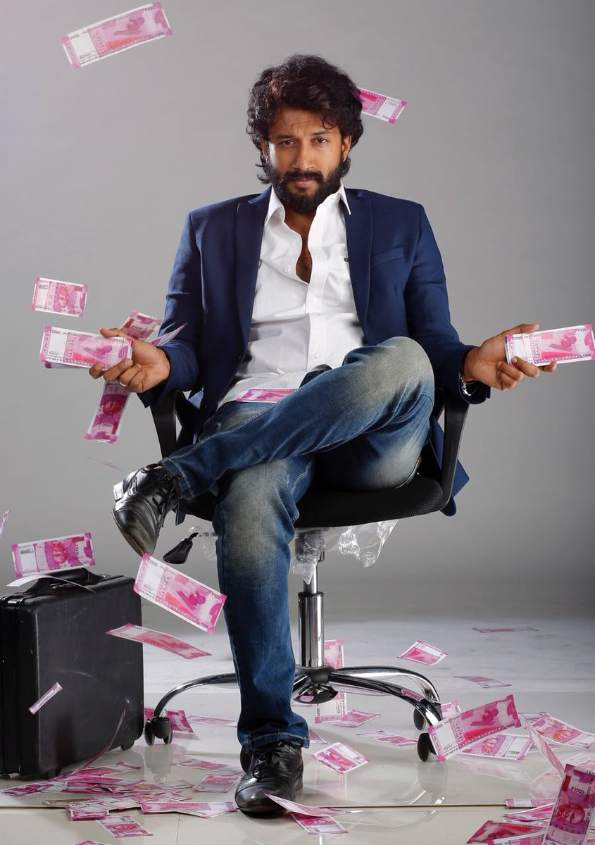 Actor Satya Dev Bluff Master Movie Photos