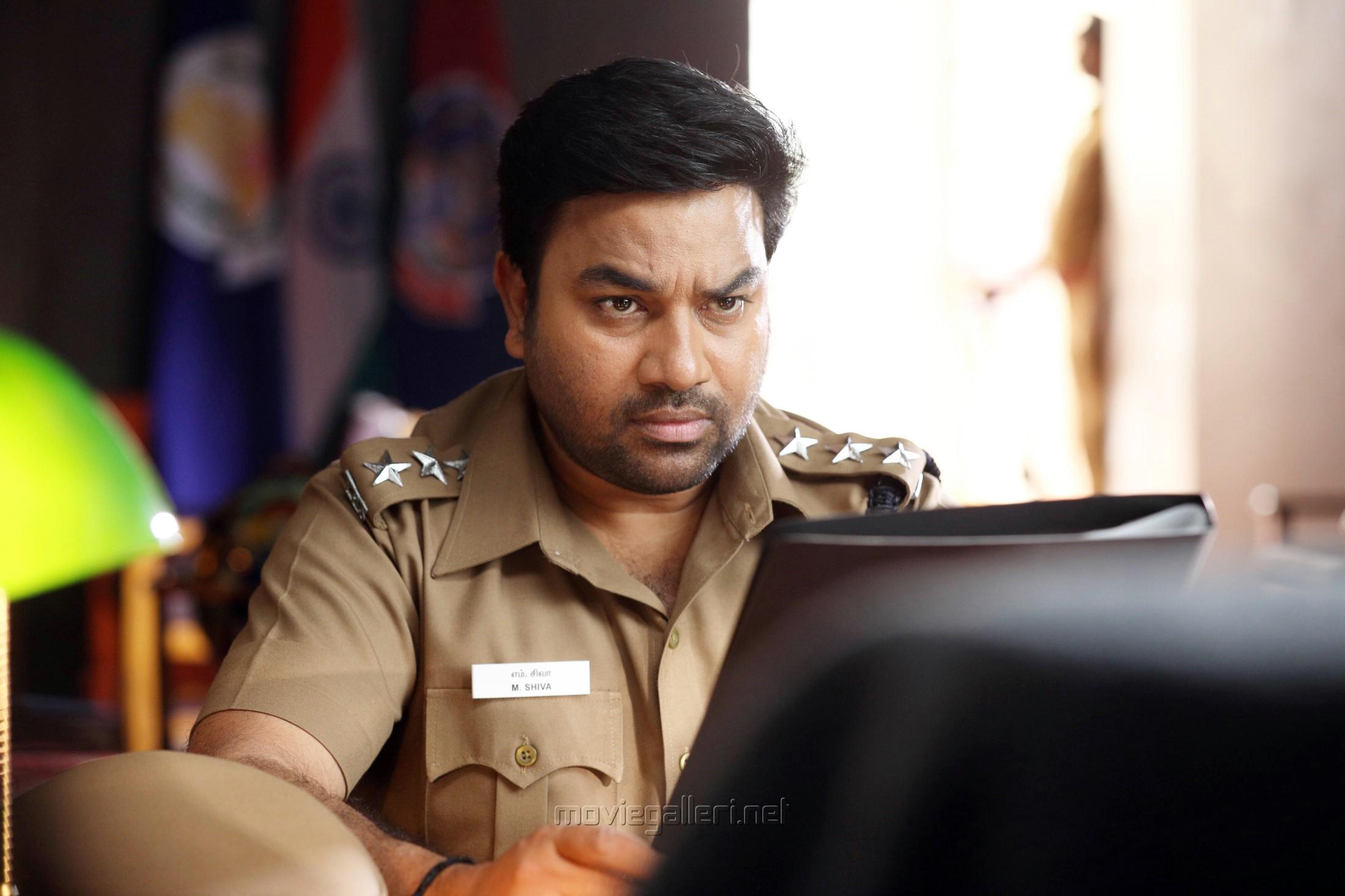 Actor Shiva in Tamizh Padam 2 Movie Review