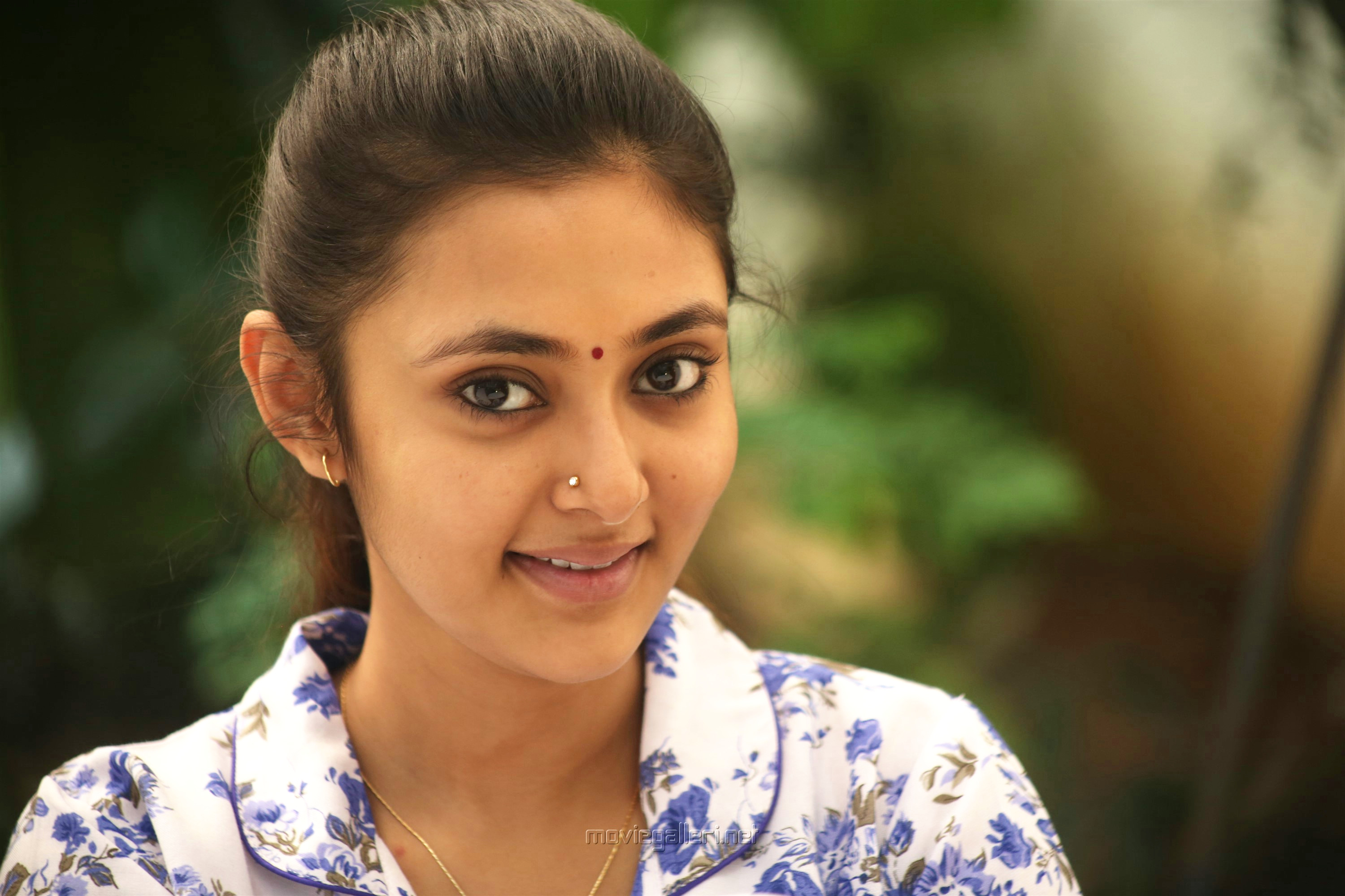 Actress Megha pairs Dhruv in Varma Movie