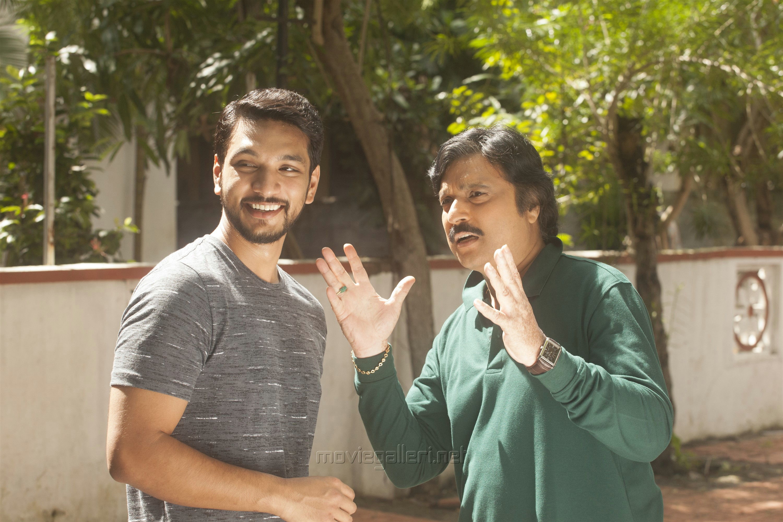 Gautham Karthik in Mr Chandramouli Movie Review