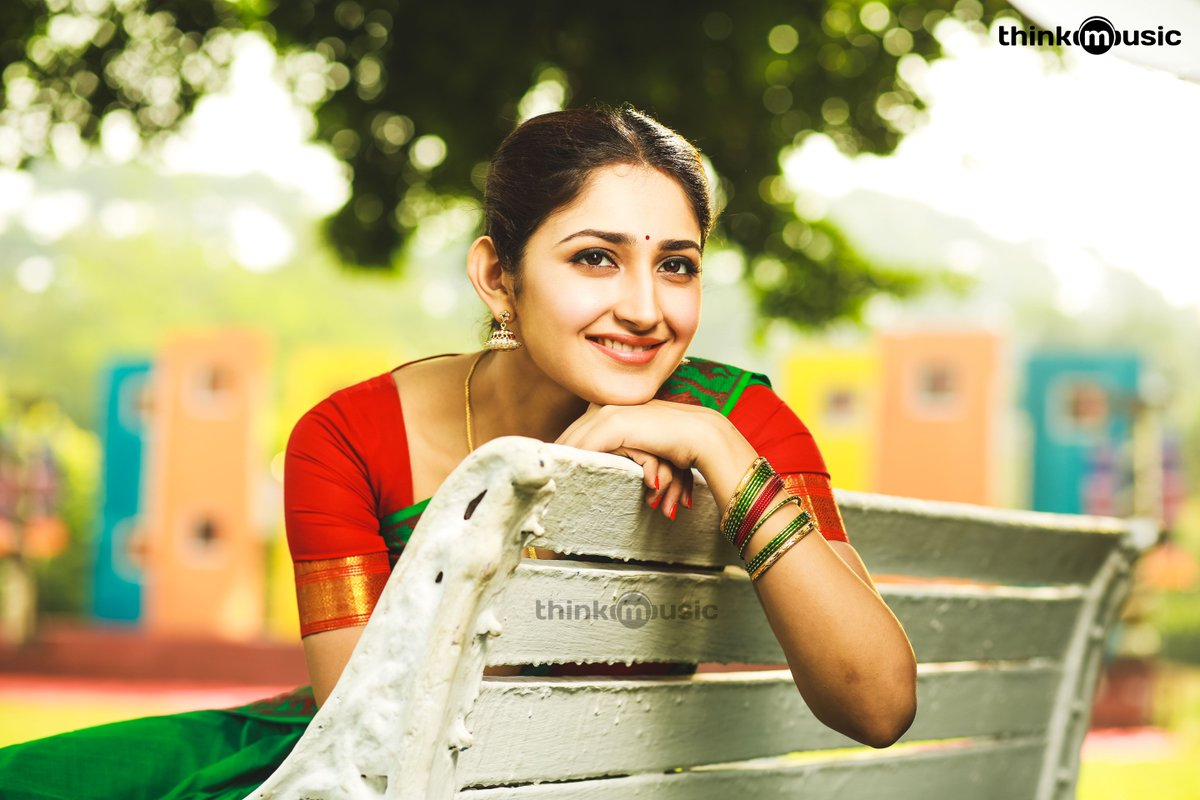 Ghajinikanth Movie Actress Sayyeshaa Stills
