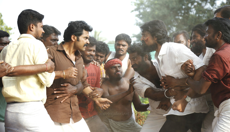 Hero Karthi Kadai Kutty Singam Movie HD Pics