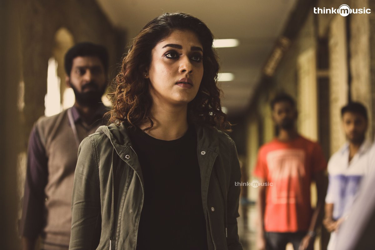 Nayanthara's Imaikka Nodigal movie release date on 24 August