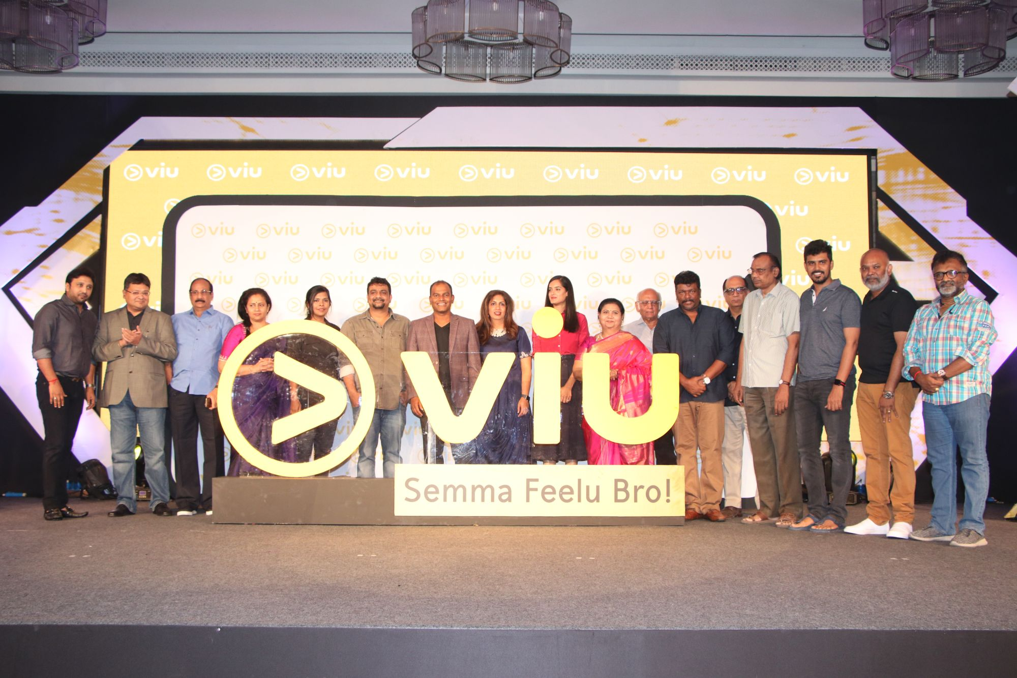 OTT Video service VIU launched in Tamil Nadu