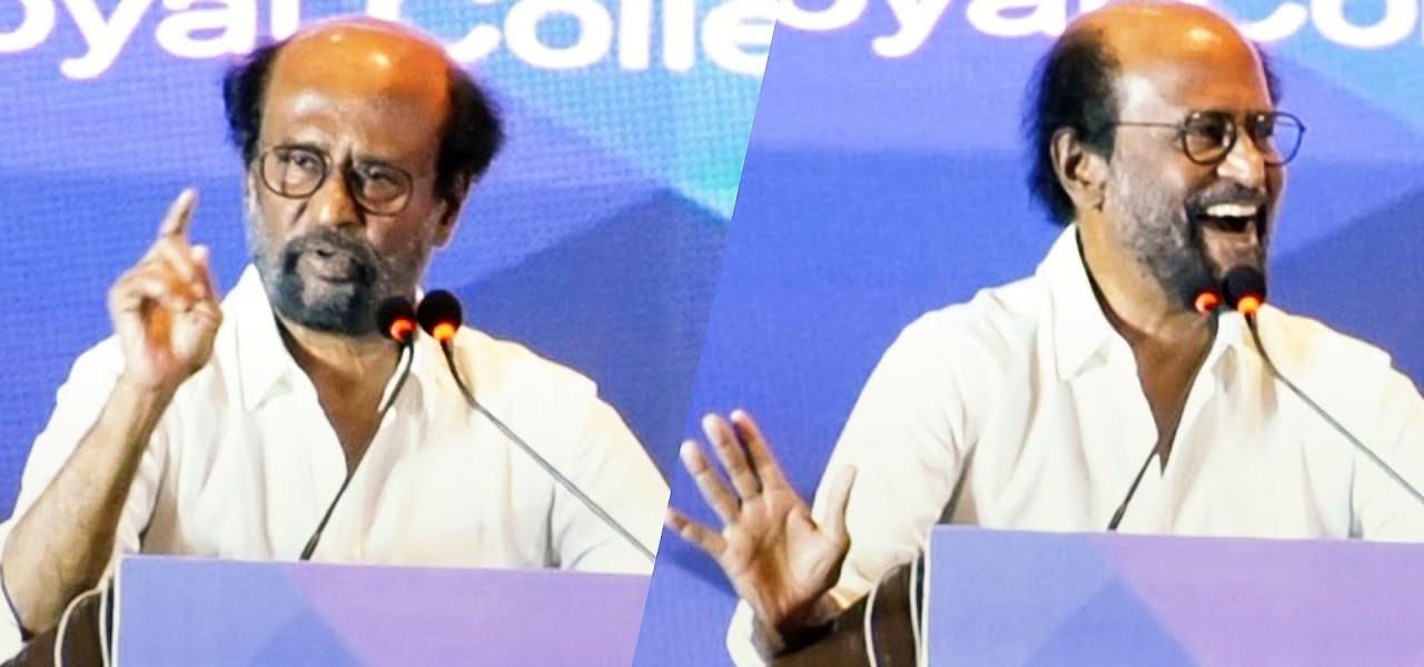 Raju Mahalingam expelled from Rajini Makkal Mandram