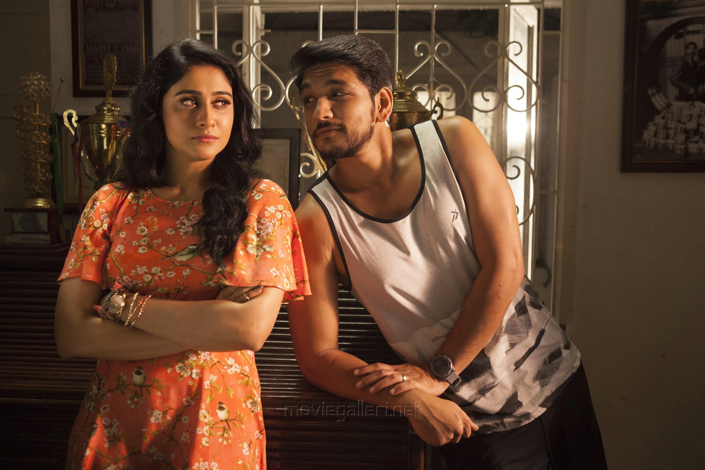Regina, Gautham Karthik in Mr Chandramouli Movie Review