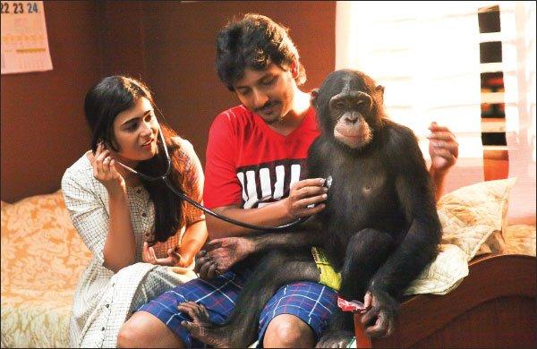 Shalini Pandey Jeeva Gorilla Movie Latest Pics