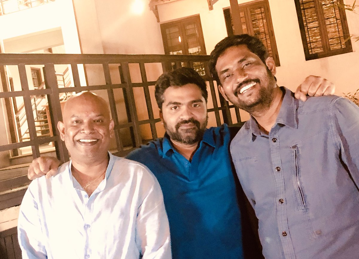 Simbu's next film title is Athiradi