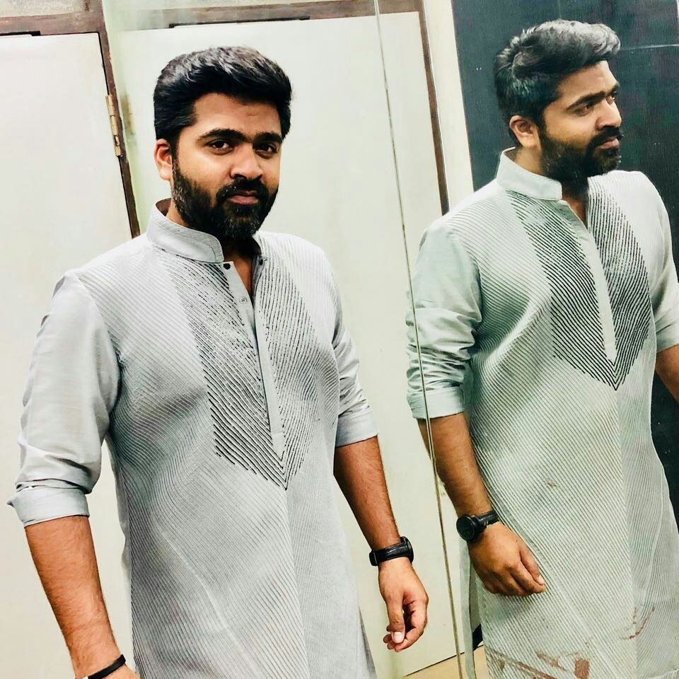 Simbu's next movie title on 10 June