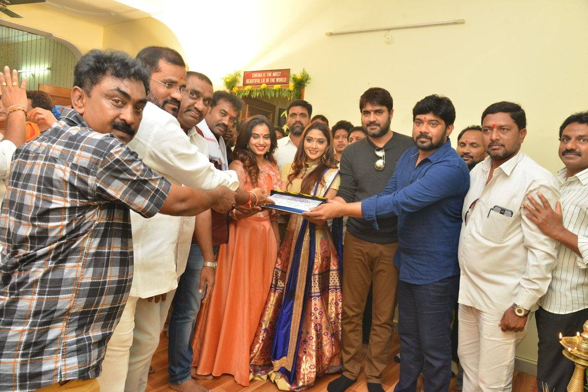 Srikanth Kothala Rayudu movie Launched today