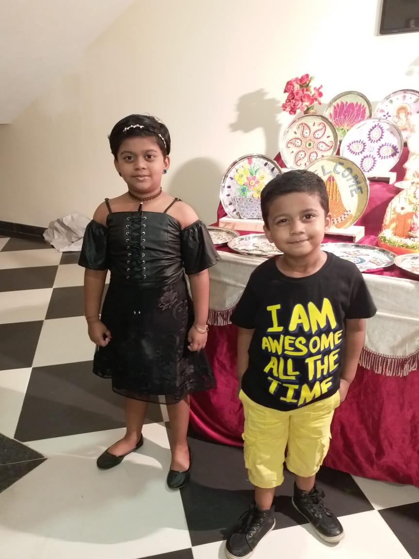 Super Singer Tanushri and Tej – The cherubic darlings from the family of 'Kadaikutty Singam'