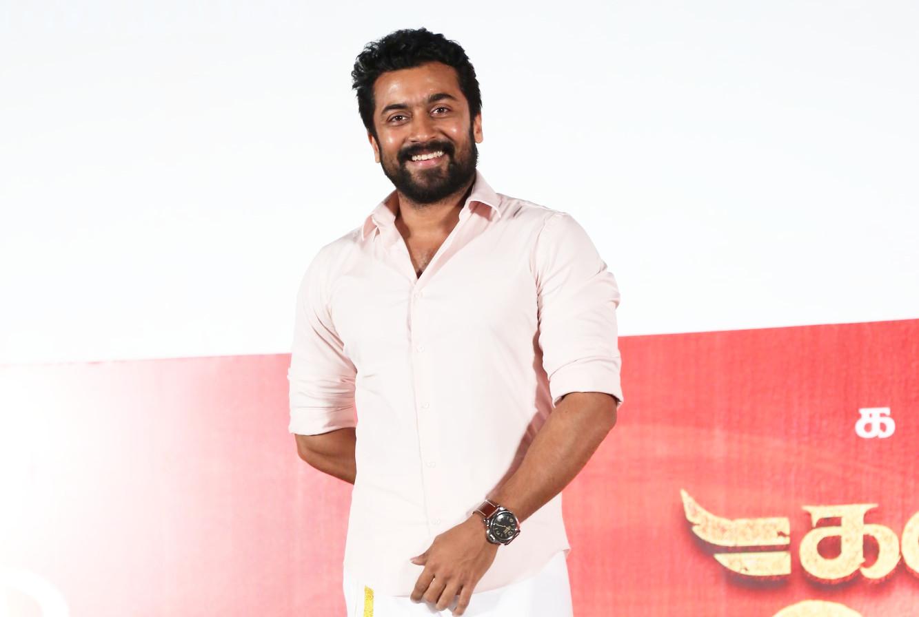 Actor Suriya as MLA in NGK Movie