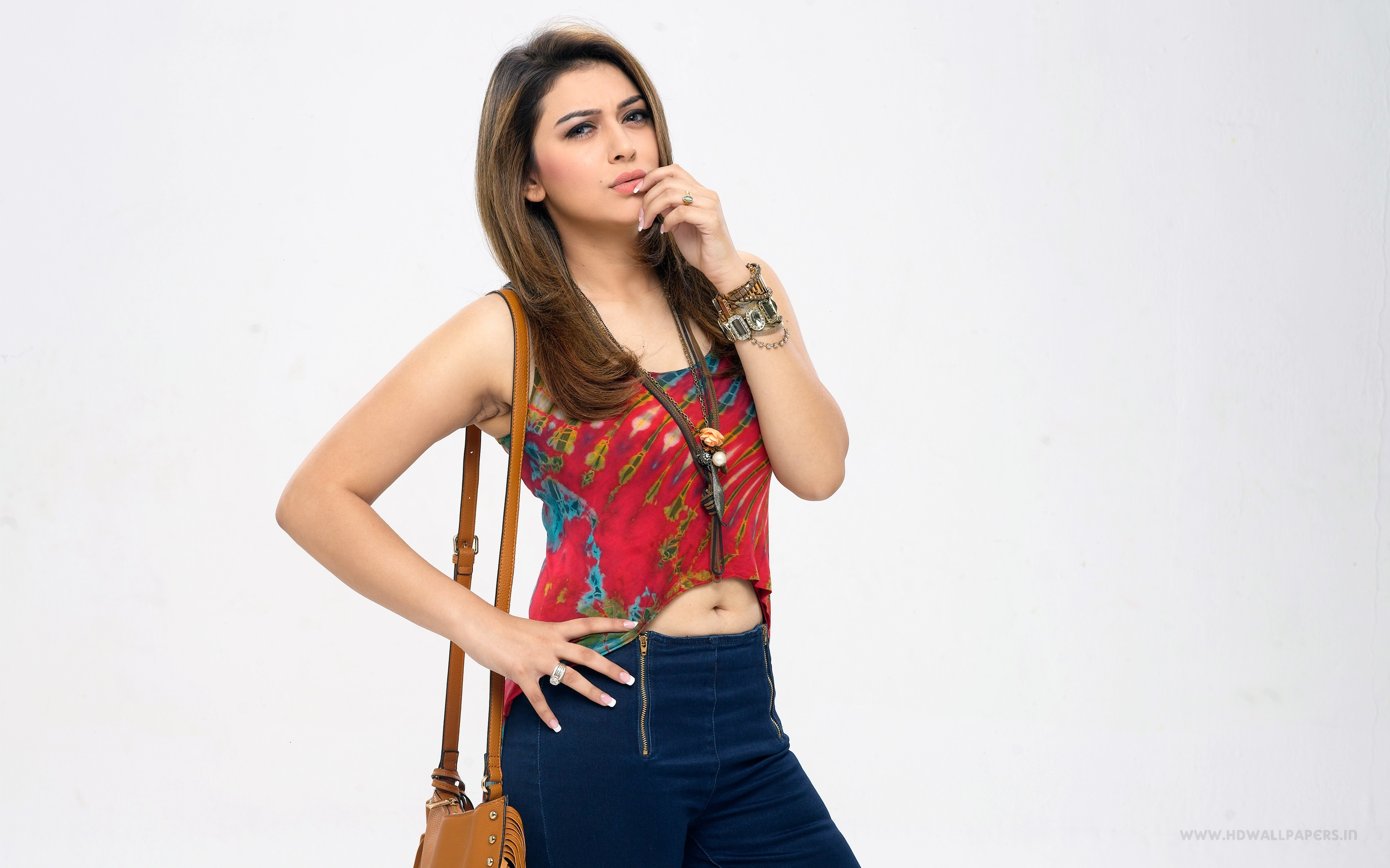 Actress Hansika's birthday treat for fans