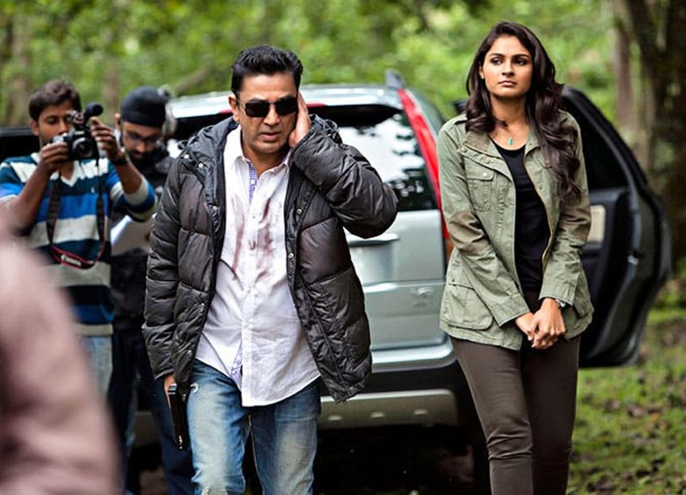 Kamal Andrea Vishwaroopam 2 censor and run-time details