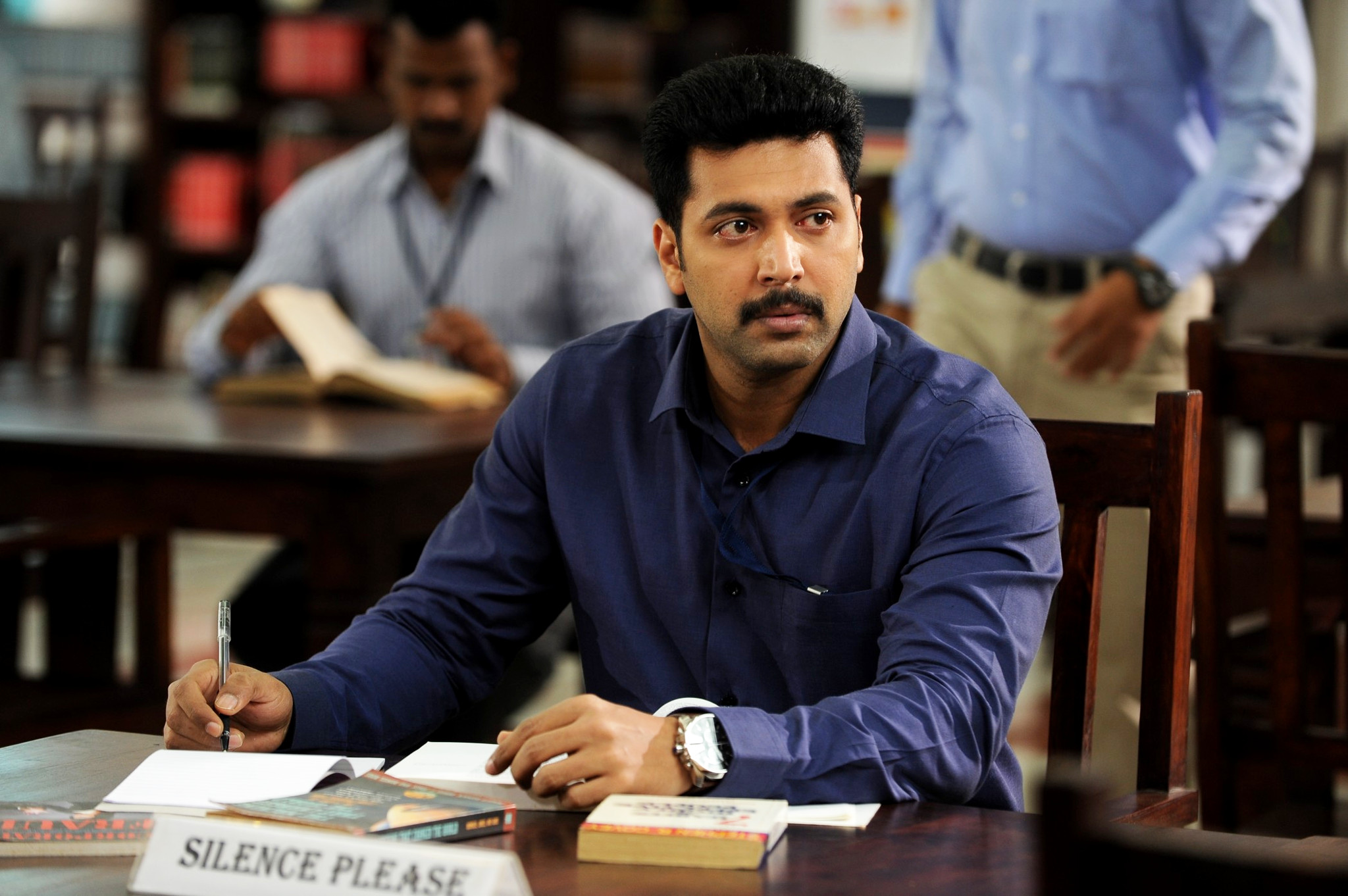 Mohan Raja - Jayam Ravi's Thani Oruvan 2 Movie Pooja shortly