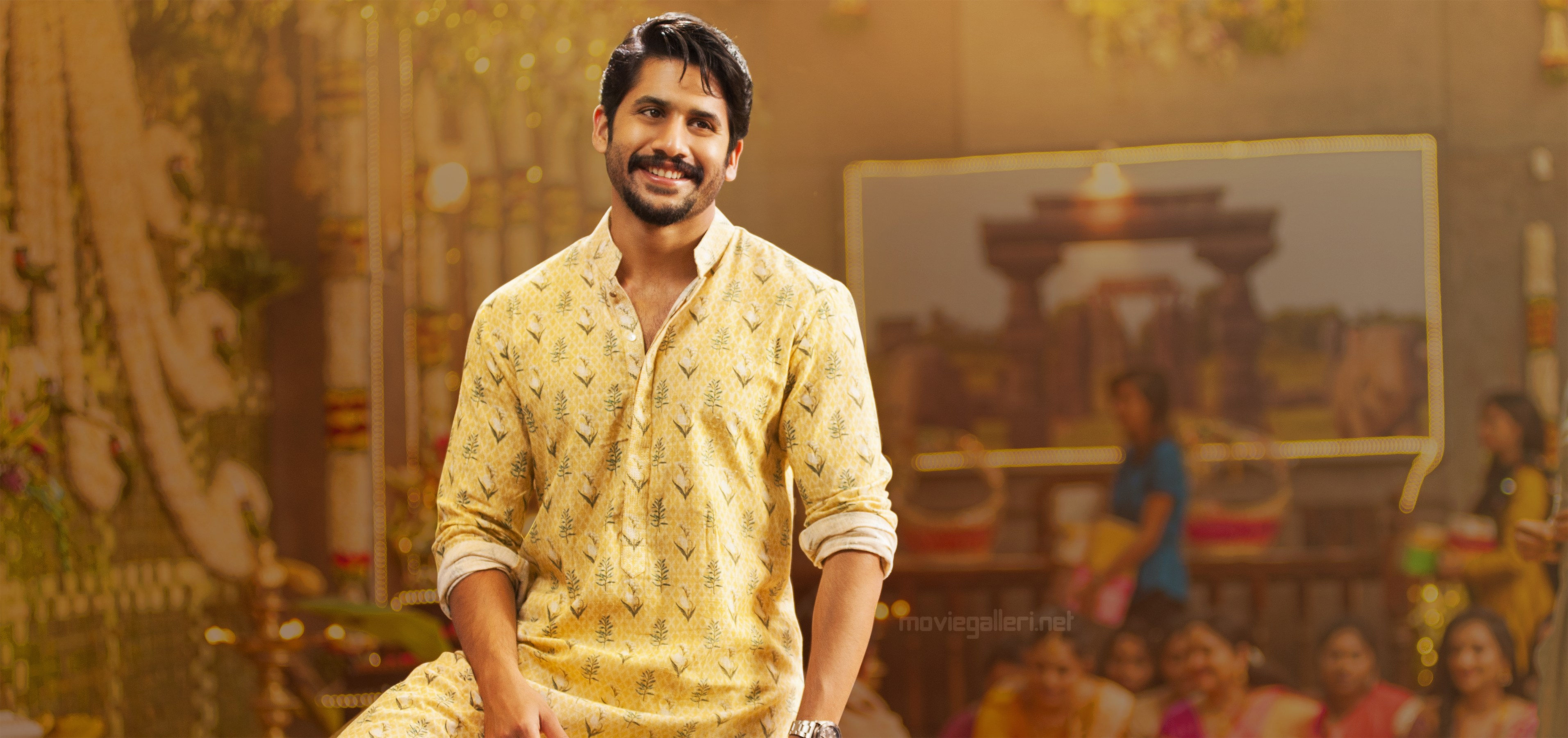 Naga Chaitanya Shailaja Reddy Alludu Movie Pics HD