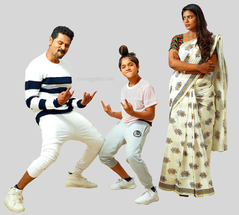 Prabhu Deva, Ditya Bhande, Aishwarya Rajesh @ Lakshmi Movie Review