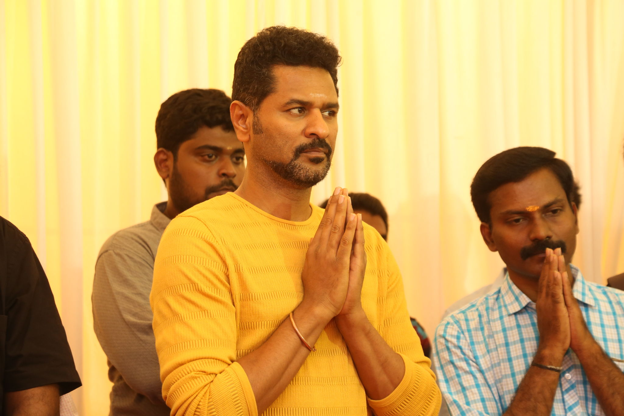 Prabhu Deva's next titled THEAL (Scorpion), to be produced by Gnanavel Raja