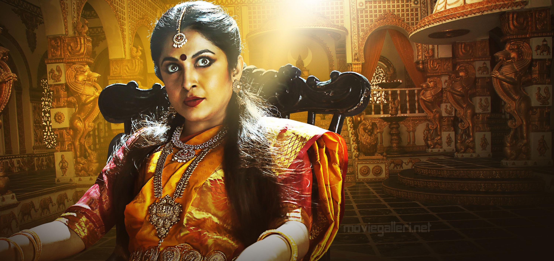 Rani Sivagami Movie Actress Ramya Krishnan First Look HD Wallpaper