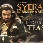 Syeraa Narasimha Reddy Teaser