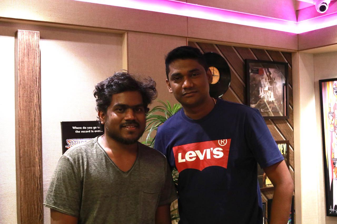 Why Yuvan Shankar Raja accepted Sam CS' offer for Vanjagar Ulagam
