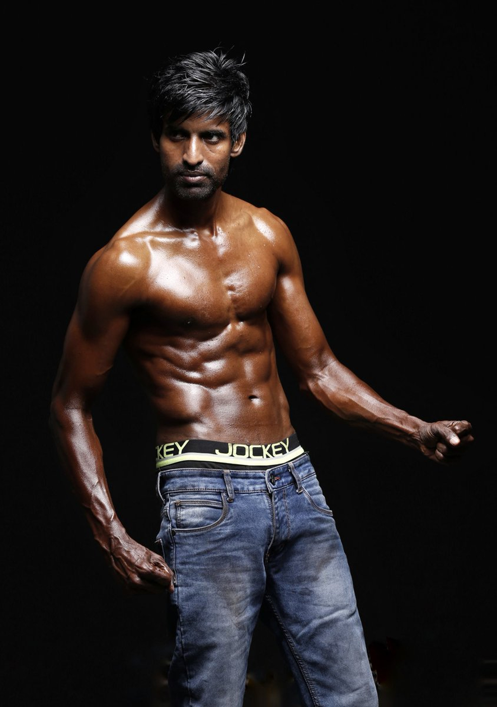 Actor Soori six pack avatar in Seema Raja Movie