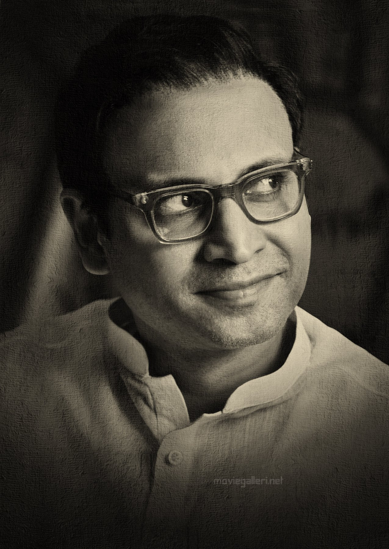Actor Sumanth as Akkineni Nageswara Rao in NTR Biopic