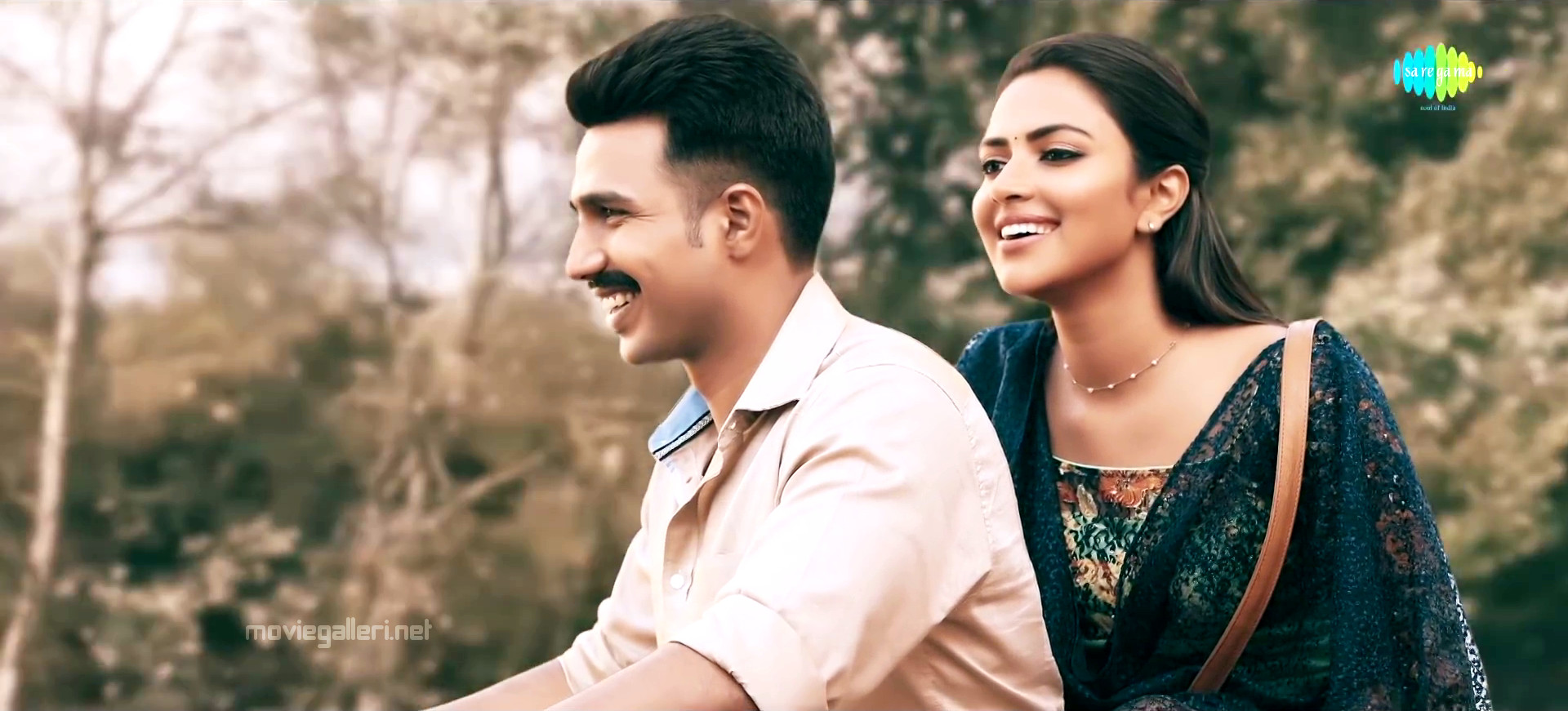 Actor Vishnu Vishal's chemistry with Actress Amala Paul in Ratchasan Movie