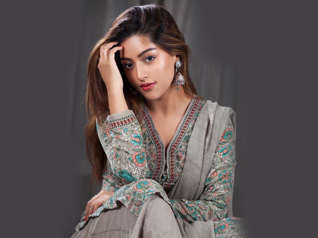 Actress Anu Emmanuel joins with Dhanush Film