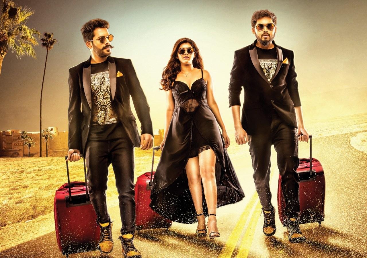 Naveed, Yamini Bhaskar, Kerintha Nookaraju in Bhale Manchi Chowka Beram Movie New Pics