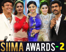 SIIMA Awards 2018 Function Day 2
