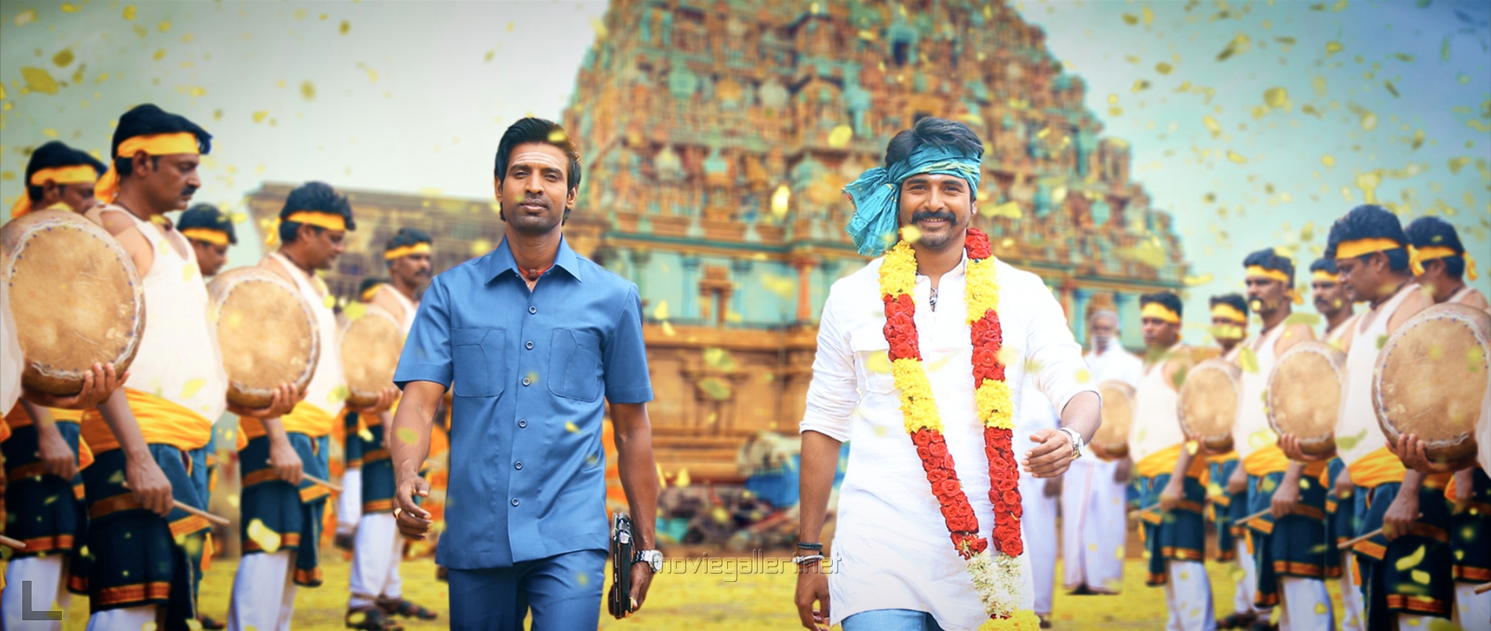 Soori & Sivakarthikeyan in Seema Raja Movie Review