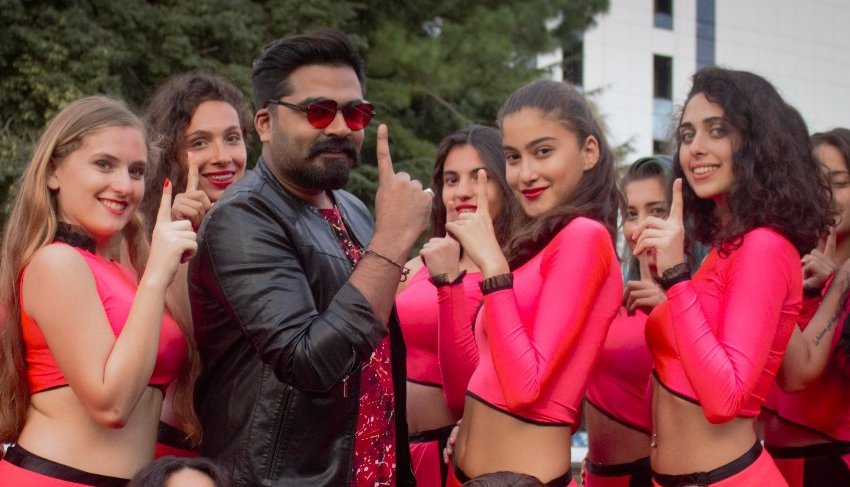 Sundar C - Simbu Movie 1st Song Shoot Completed