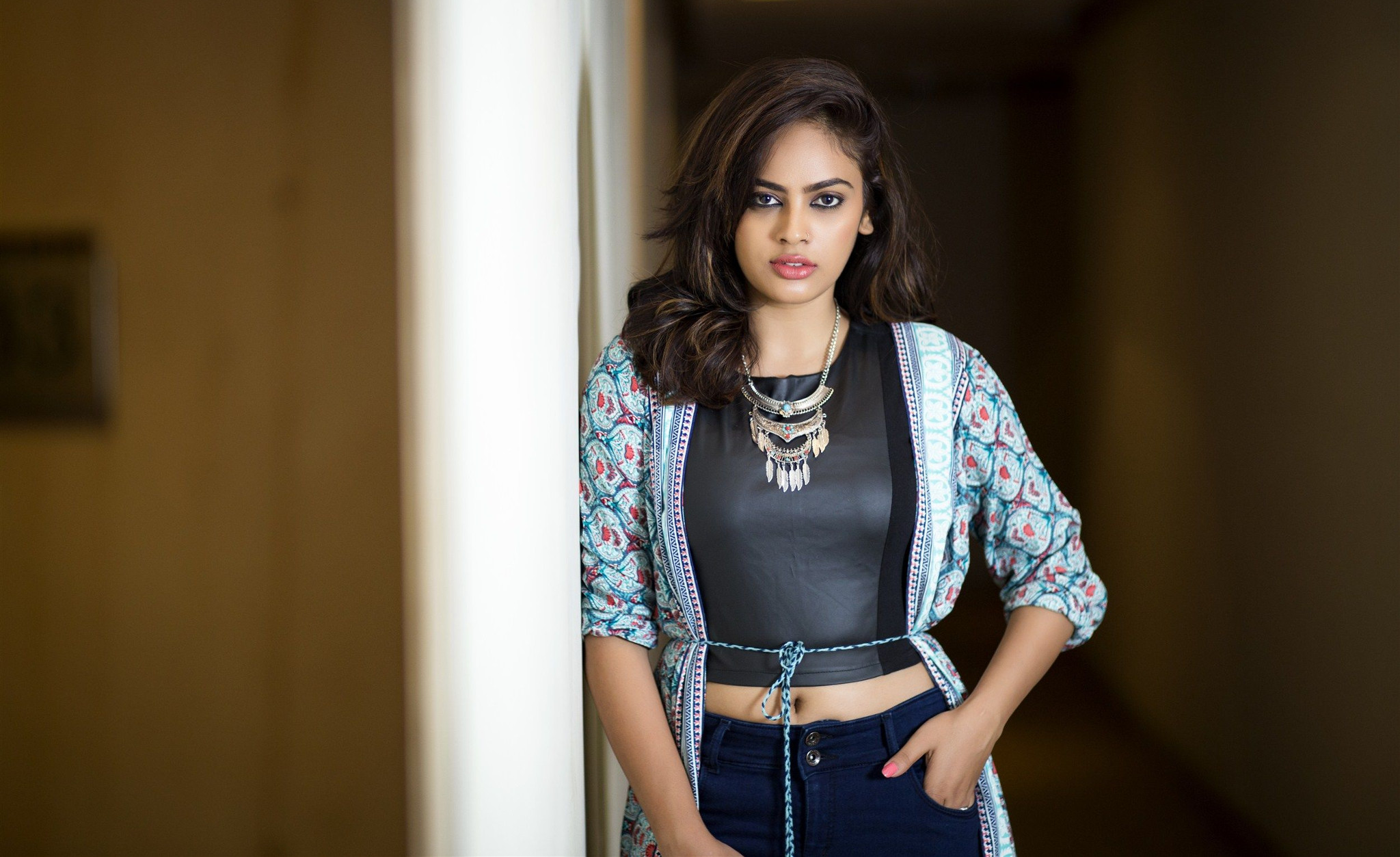 Vaibhav & Nandita Swetha in Taana Movie