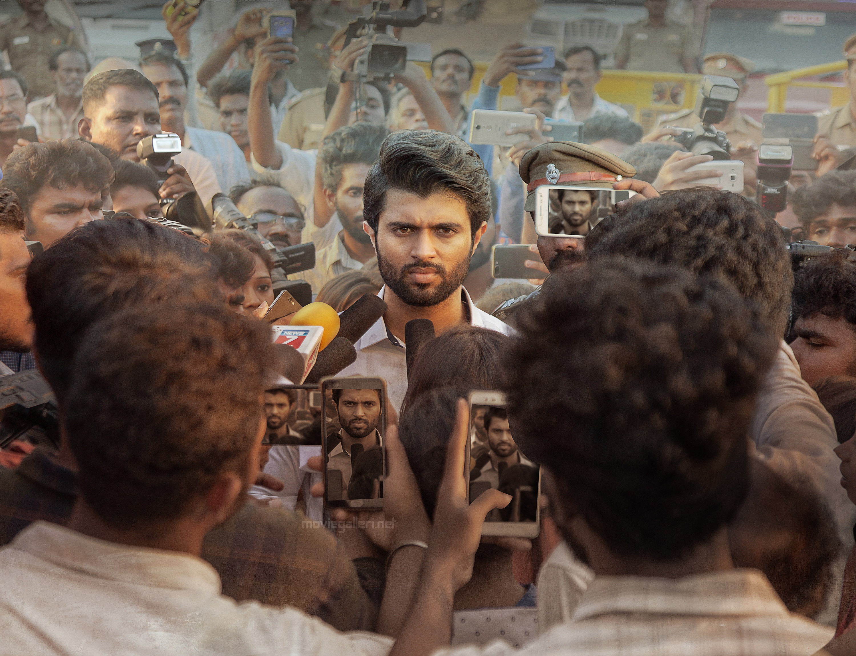 Vijay Devarakonda 'NOTA' Movie HD Image