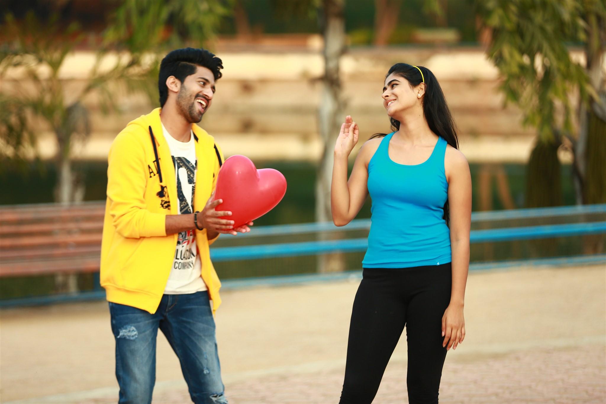 Viswant Pallak Lalwani Crazy Crazy Feeling Movie Images