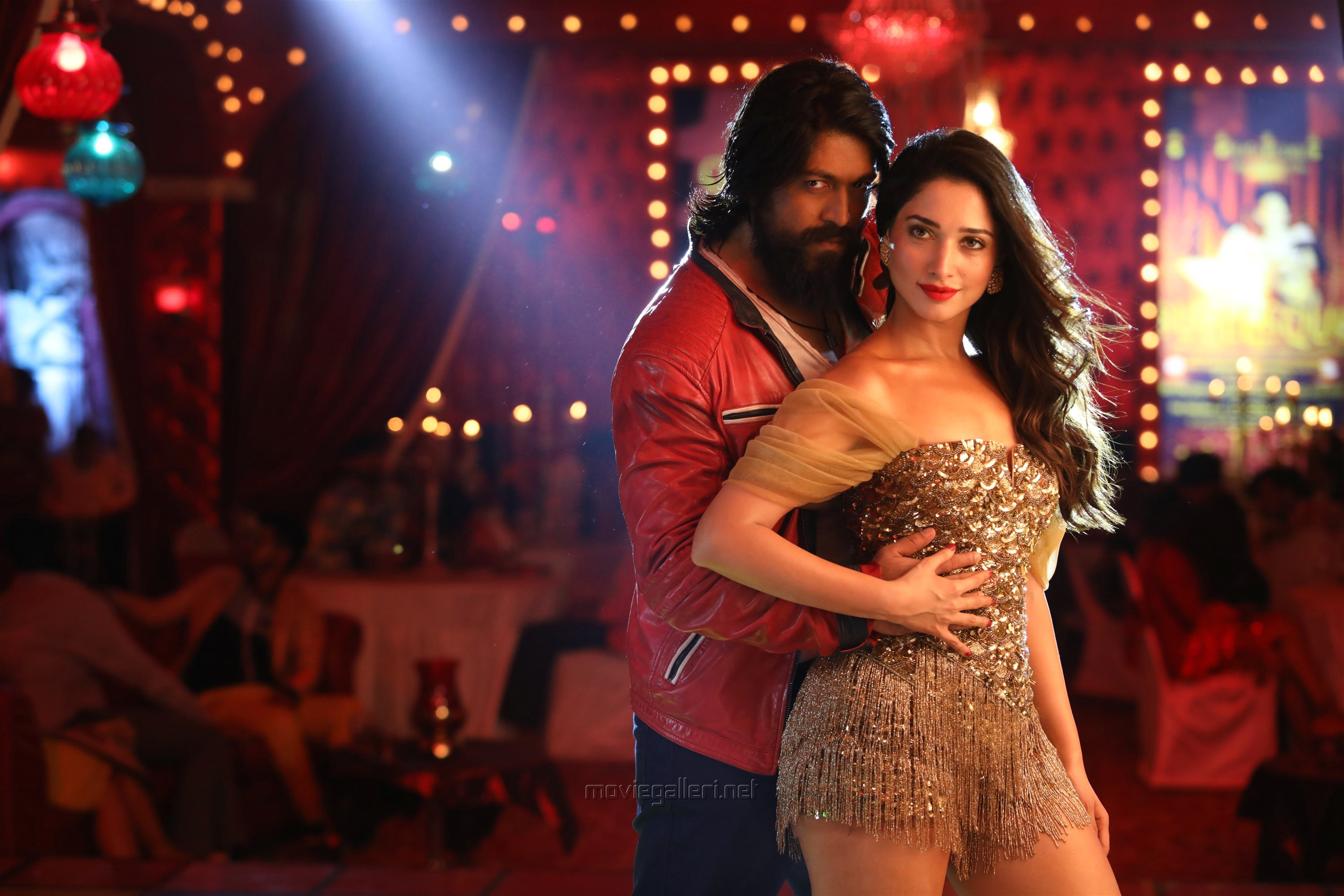 Yash Tamanna Kgf Movie Hd Photos New Movie Posters