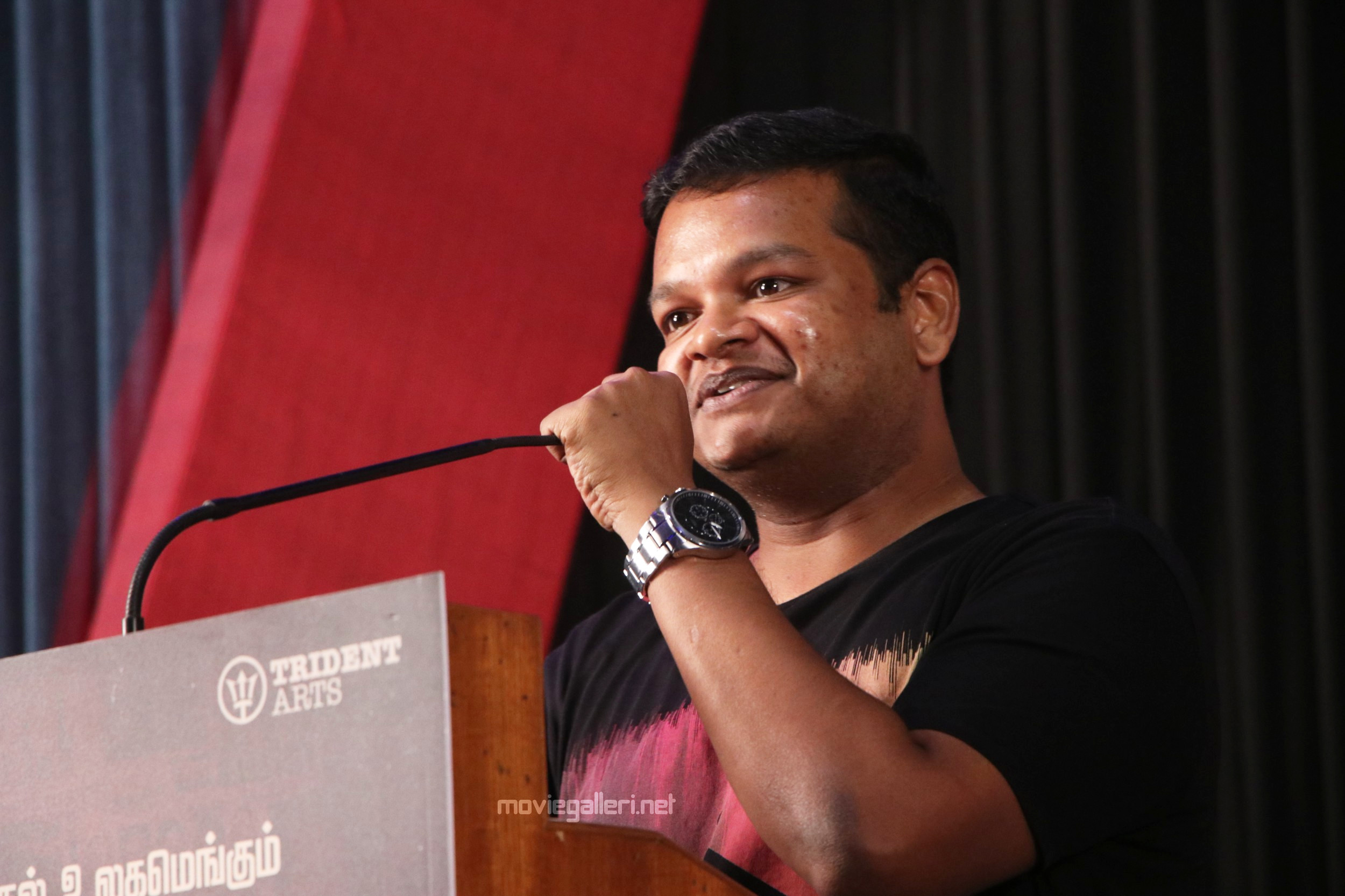 """The musical script flowed through my mind while hearing the narration of Raatchasan"" Music Director Ghibran"