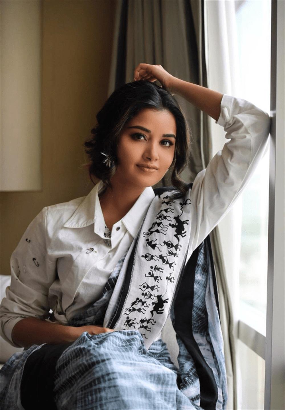 Actress Anupama Latest Pictures