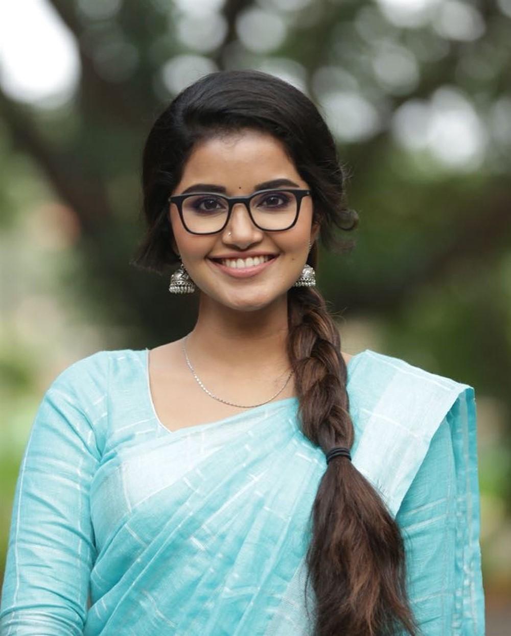 Anupama Parameswaran Photos from Nata Sarvabhouma Kannada Movie