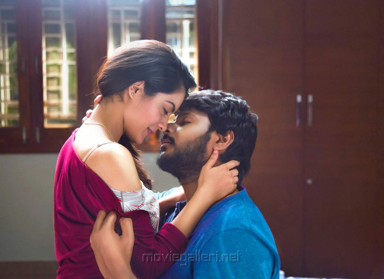 Anya Singh Sandeep Kishan Kannaadi Tamil Movie Stills