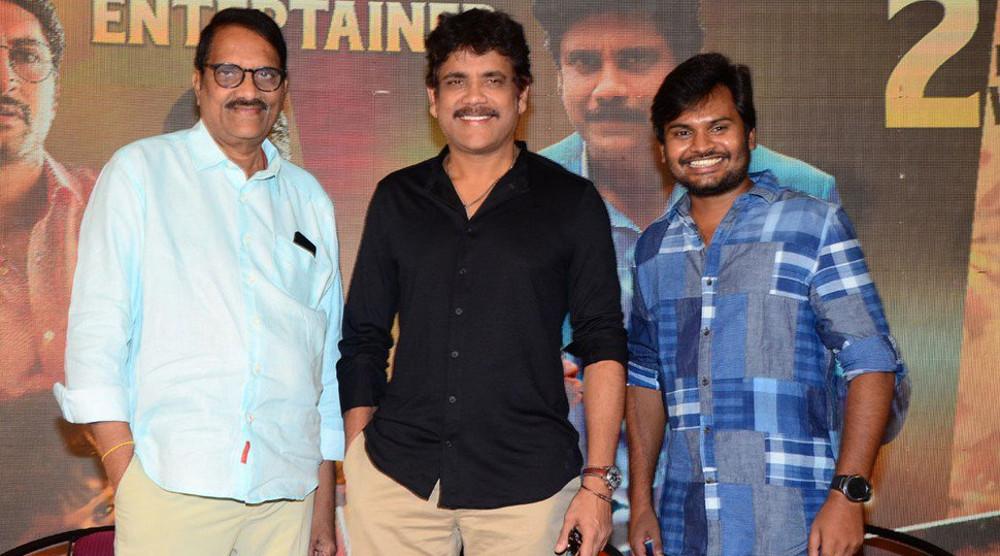 Devadas Movie Grand Success Meet in Hyderabad