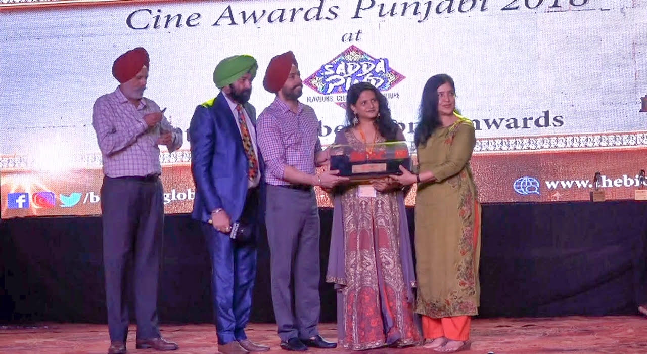 'FANTASTIC FRIDAY' received special mention award at the Bio-scope Global Film Festival, Punjab