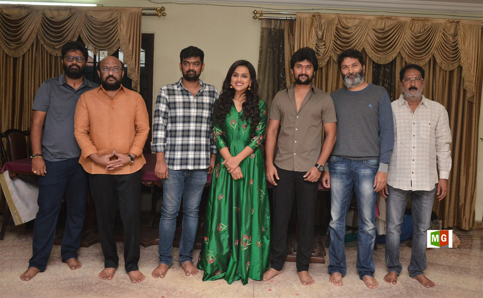 Jersey Movie Pooja Stills