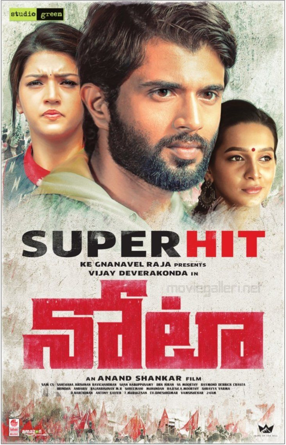 NOTA (2018) Tamil Proper HDRip  720p Original Audio 850MB ESub