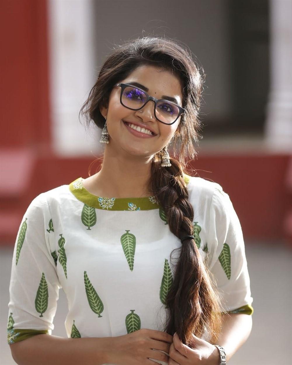 Nata Sarvabhouma Movie Heroine Anupama Parameswaran Photos