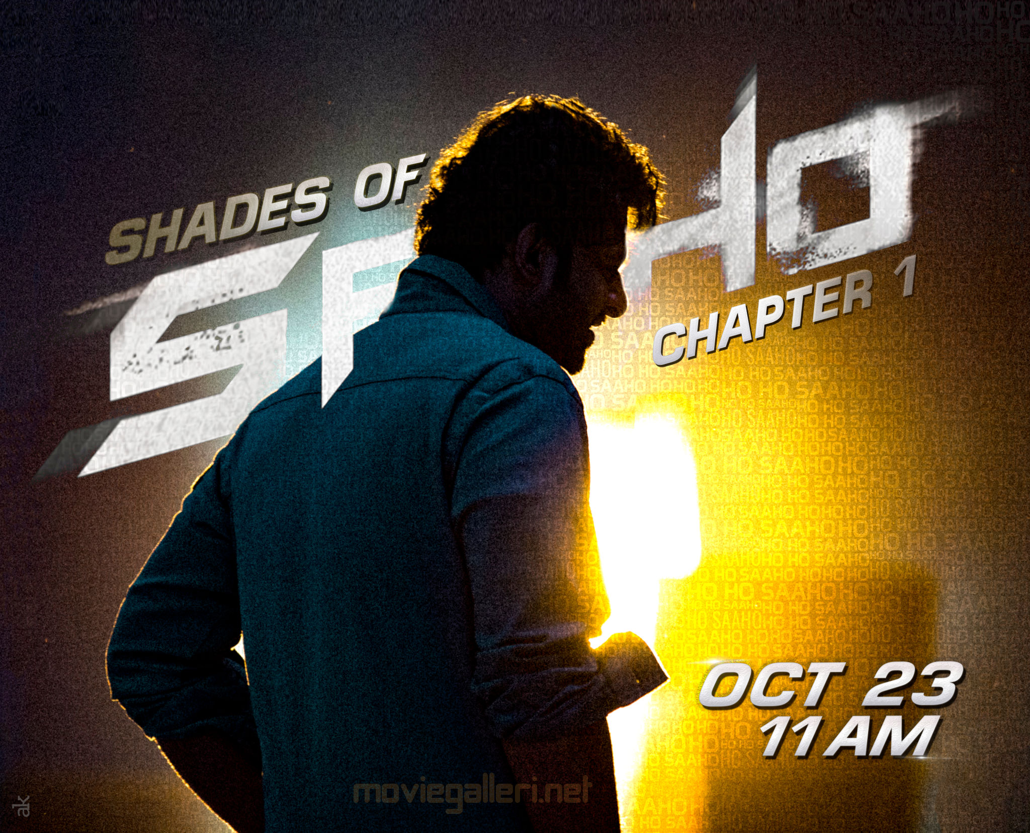 Prabhas's Shades of Saaho footage for his Birthday Treat to Fans