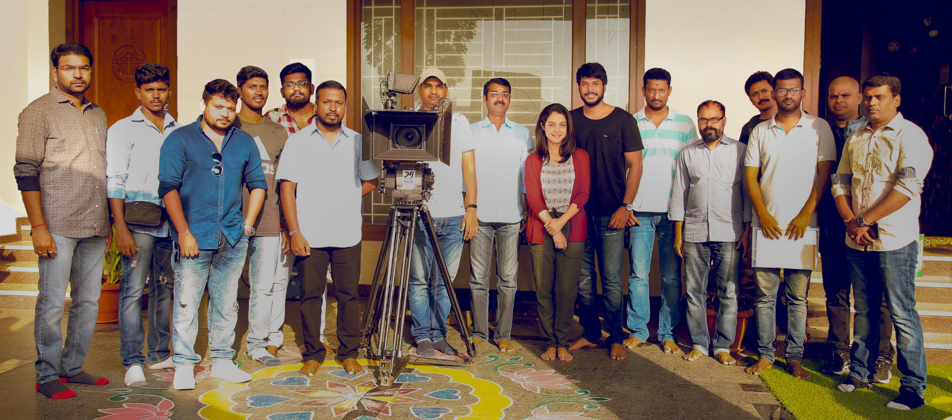Sandeep Kishan Anya Singh starrer Kannaadi Movie